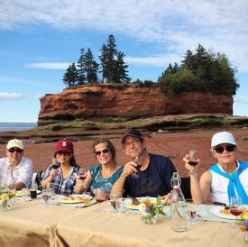 Dining on the Ocean Floor