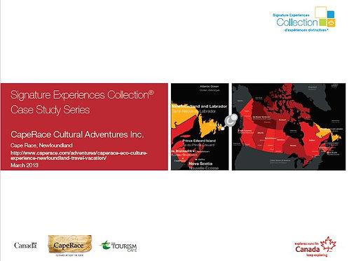 CapeRace Cultural Adventures Inc.