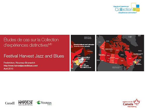 Festival Harvest Jazz and Blues