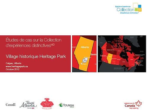 Village historique Heritage Park