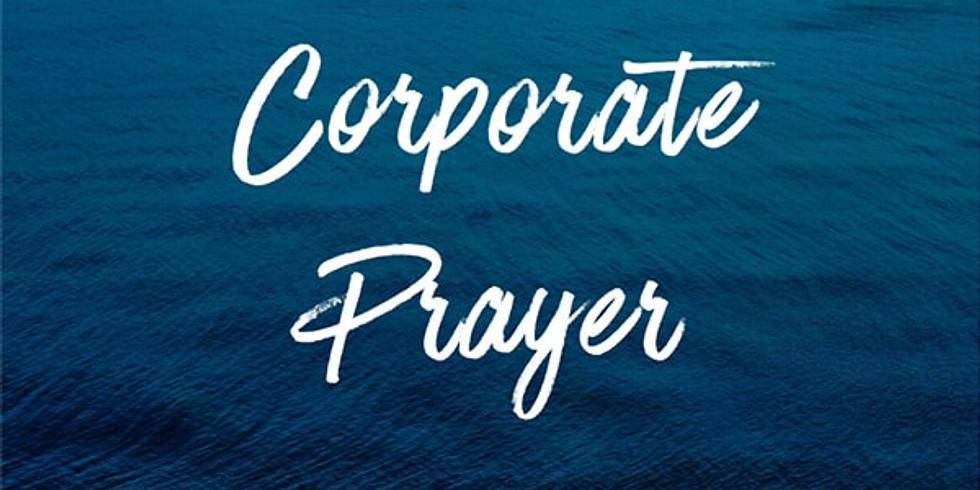 Gospel Way's Corporate Prayer