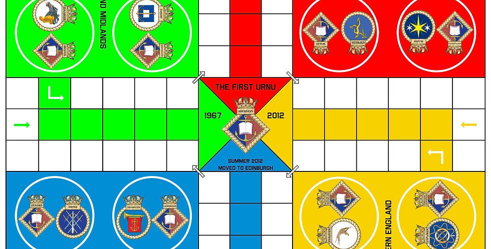 URNU-1PBS Uckers Board