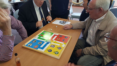 Uckers Competition at NMRN