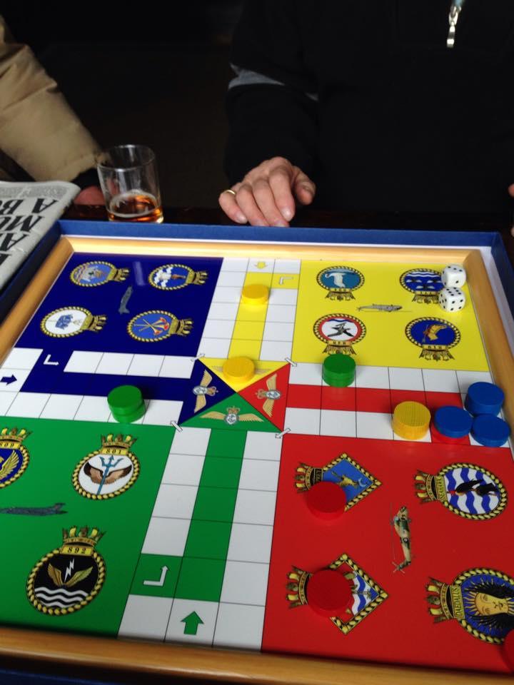 Wafu Uckers game
