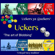 Presentation box for Uckers Boards