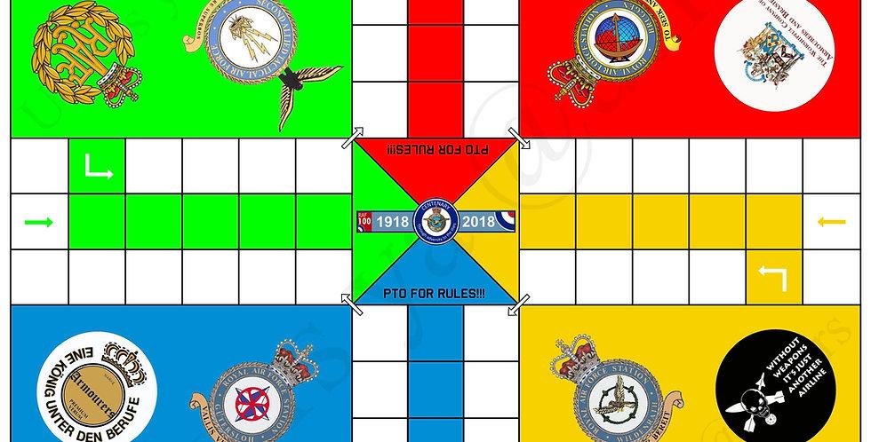 RAF Armourers - G\Strike Command Uckers board