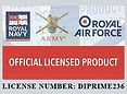 MOD Official Licensed Products