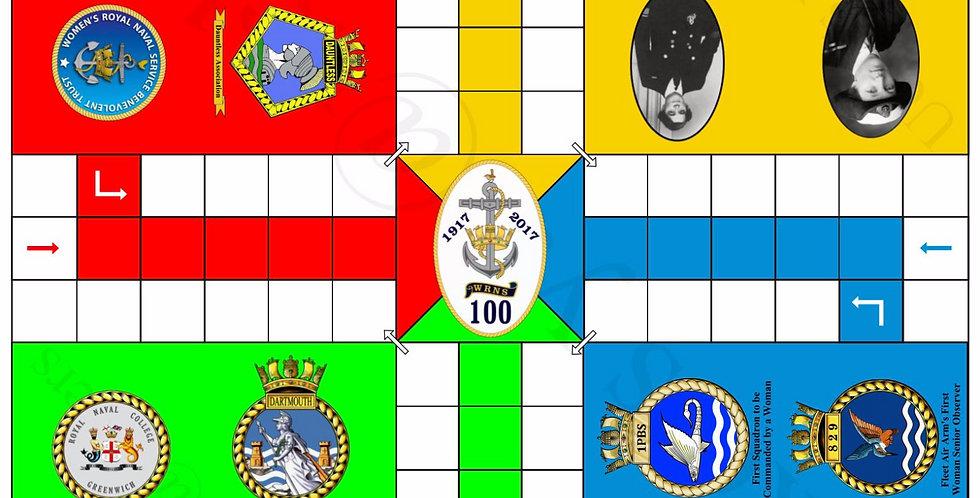 WRNS100 Uckers Board