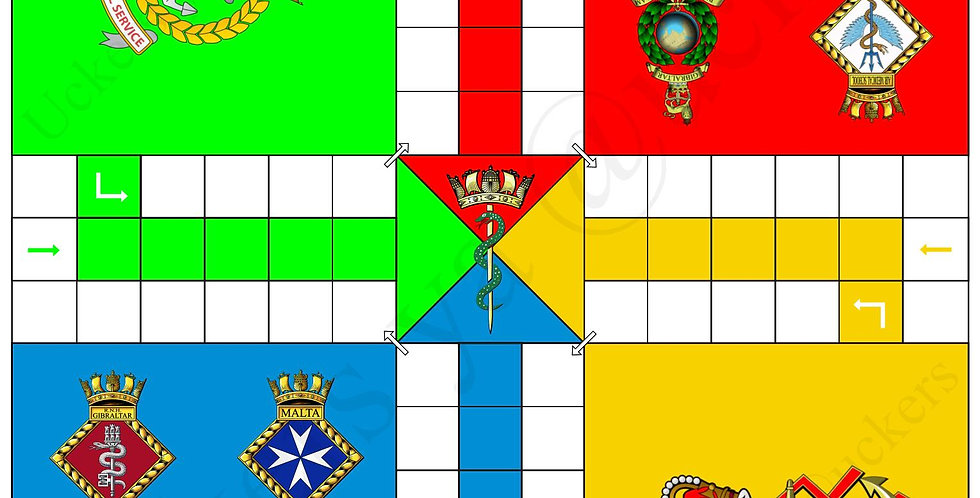 Medic - QARNNS Uckers Board