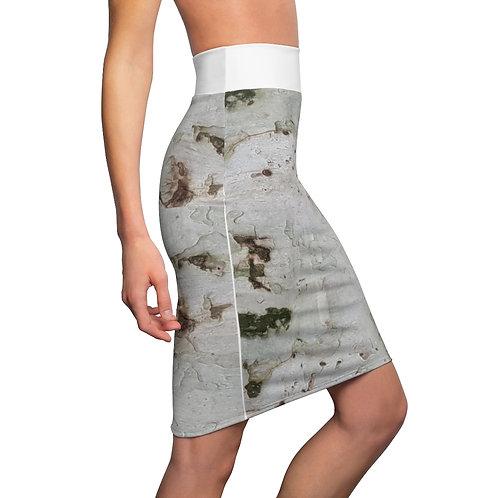 Woody Women's Pencil Skirt