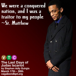 Ainsley Andrade as St Matthew txt