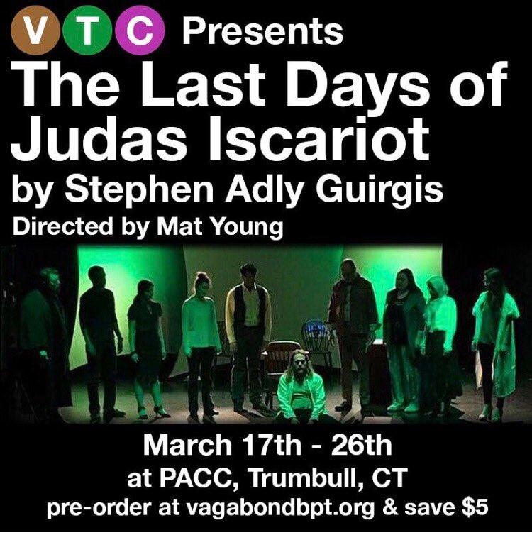 Judas Promo Card