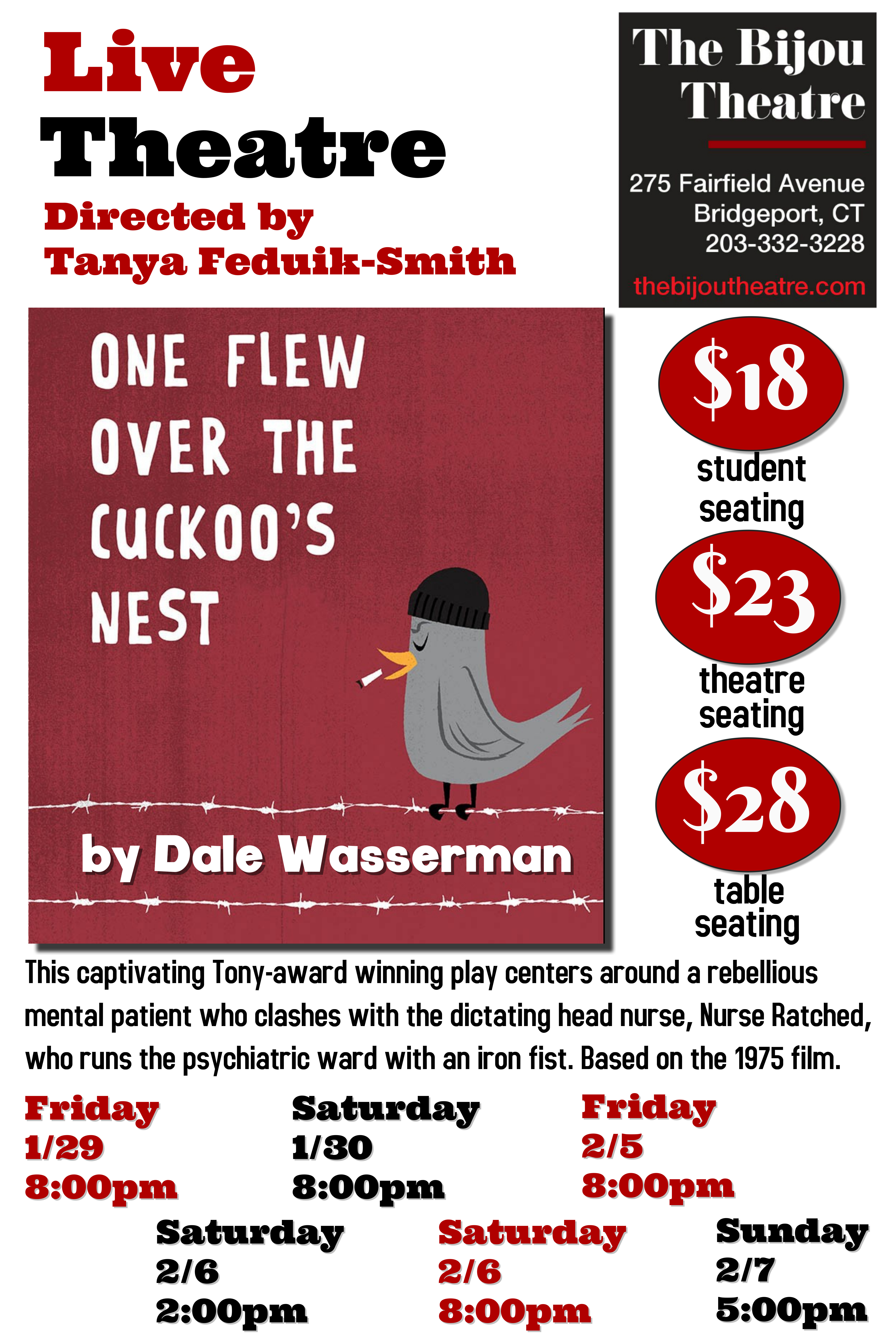 Poster- Cuckoo's Nest