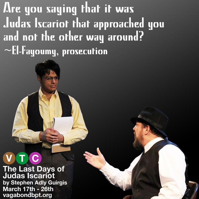Juan Ayala as El-Fayoumy, John Liszewski as Caiaphas txt