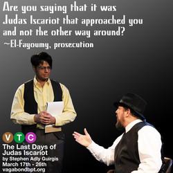 Juan Ayala as El-Fayoumy, John Liszewski as Caiaphas txt