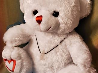 Heart Bear