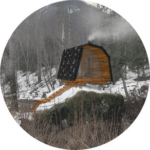 Speculative Project #1: Geode Sauna