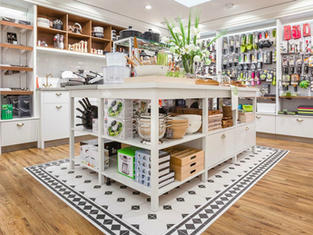 Visual merchandising and promotions management in store