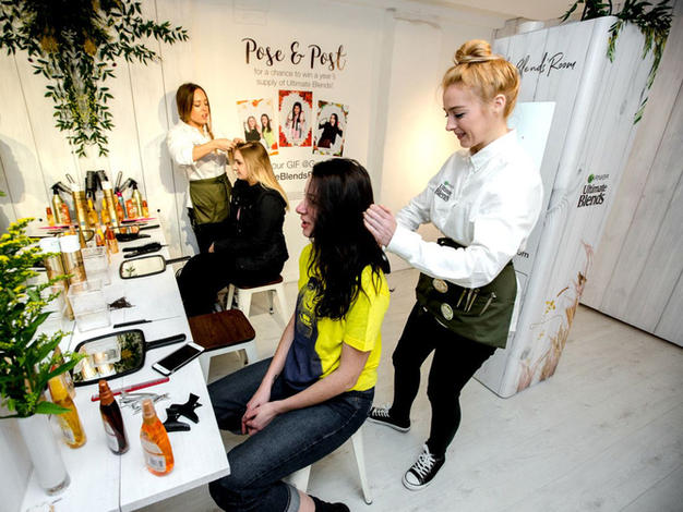 Experiences in retail that customers want with L'Oreal