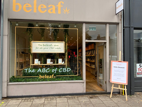 An Agile Retail Case Study – Beleaf London