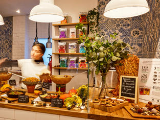 The perfect location in Islington: key to our strategy with Merchant Gourmet