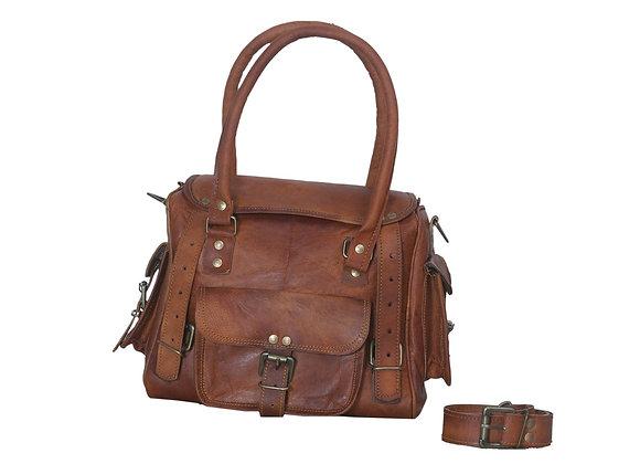 Front and Side Pocket Tote Bag