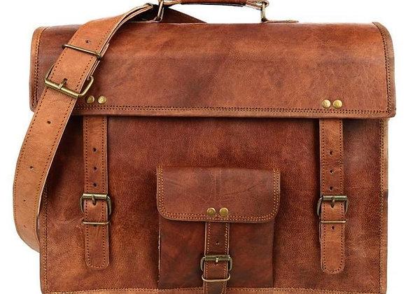 Rustic & Tanned Shoulder Bag