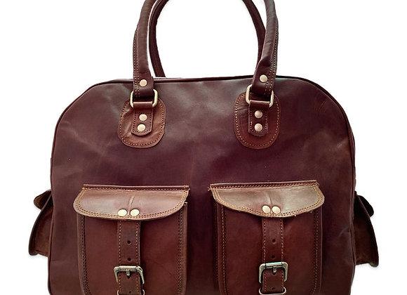 Double Pocket Tote Bag