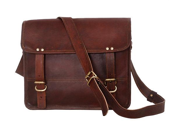 Strapped Shoulder Bag