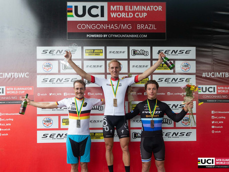 Gegenheimer Second Overall in 2018 World Cup