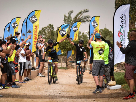Laffont wins title in Abu Dhabi