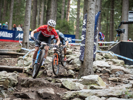New commitment to the Mountainbike Racingteam