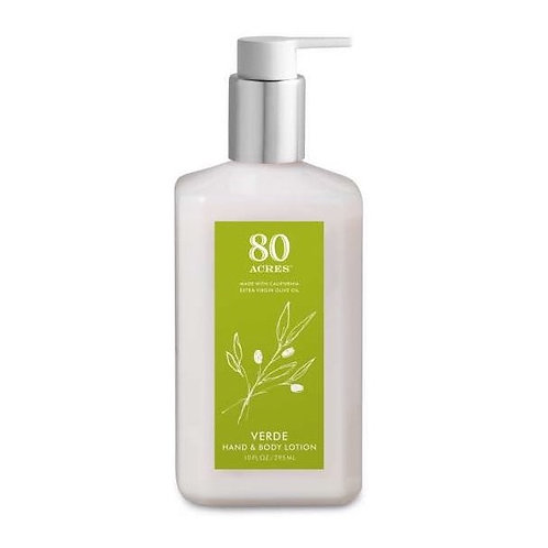 80 Acres Verde Hand & Body Lotion