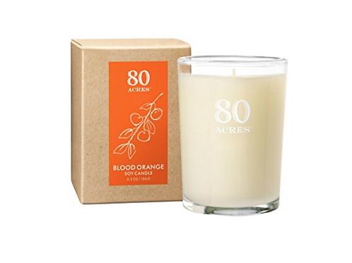 80 Acres Blood Orange Soy Candle