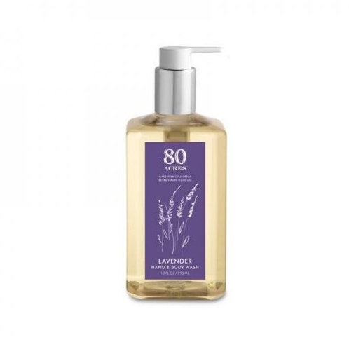 80 Acres Lavender Hand & Body Wash