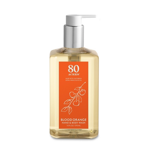 80 Acres Blood Orange Hand & Body Wash