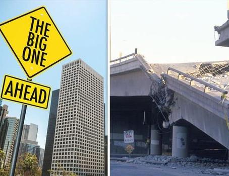 Joe Brandt's Dream Of The 'Big Earthquake' in 1937