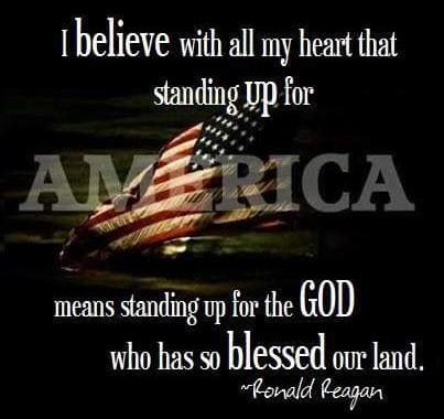 god bless america.