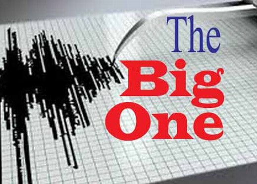 The Big California Earthquake-Auto Writing