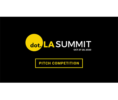 have|need is finalist in the dot.LA Pitch Showcase Competition