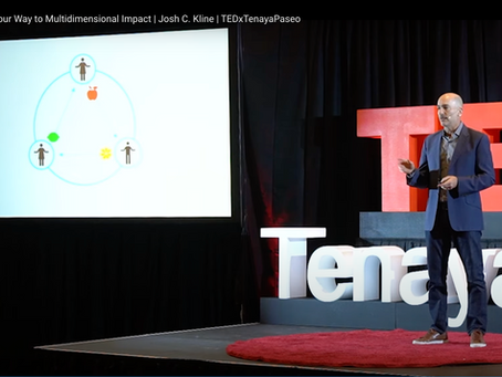 TED.com: Barter Your Way to Multidimensional Impact