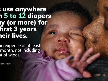 Marketplace: Even pre-pandemic, 1 in 3 U.S. families who needed diapers could not afford them.