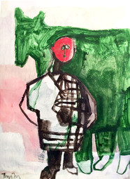 Il mio amico Willy, 2019 (sold)