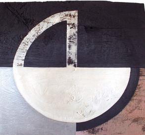 Acrylic on wood, 2004