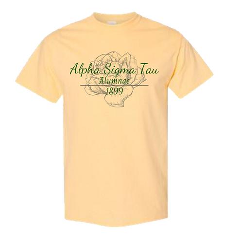 Alpha Sigma Tau Alumna Shirt