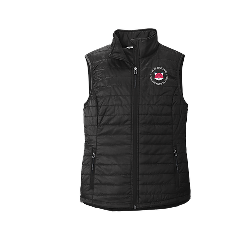 Ladies Packable Vest
