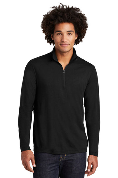 Mens PosiCharge Wicking 1/4 Zip
