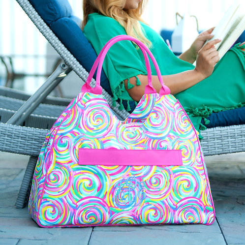 Summer Sorbet Beach Bag