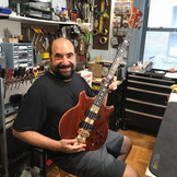 I haven't bought a bass since 1988. Thank you Alembic for my 50th birthday present!