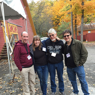 Woodstock Guitar Show with David Collins, Linda Manzer, Tom Ribbecke, and Larry Fitzgerald